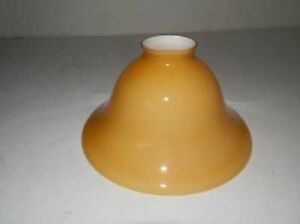 Lamps Bright Vidrio De Repuesto Para Lámpara De Mesa Ministerial Ocre Amarillo De Cono Inglés Strong Packing Antiques