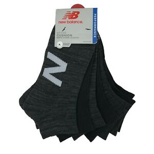 new balance socks black