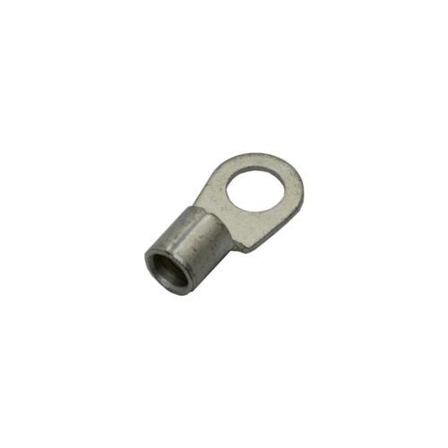 8X BM 02537 Ringkabelschuh M8 16mm2 Klemmverbindung für Leitungen Kupfer BM GROU
