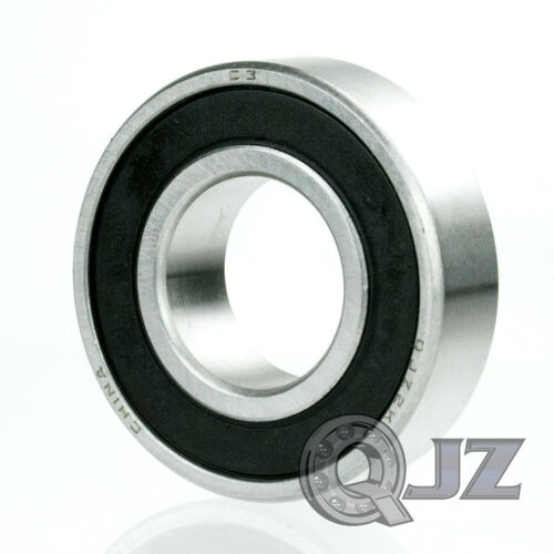 4x 6204-2RS Ball Bearing 20mm x 47mm x 14mm Rubber Sealed Premium RS 2RS NEW