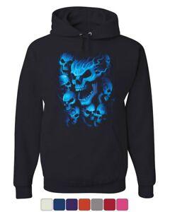 Blue-Skulls-Hoodie-Skull-Face-Death-Dead-Reaper-Hell-Evil-Demon-Sweatshirt