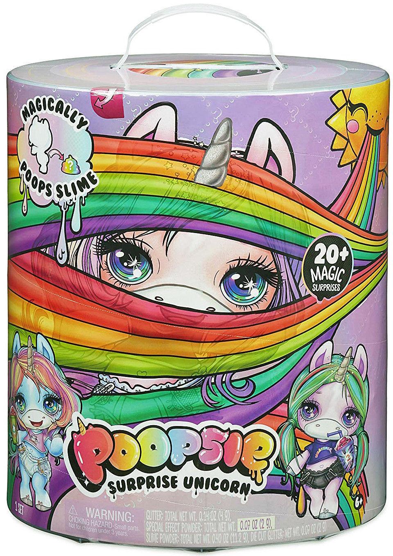 NEW  Poopsie Surprise Unicorn +20 Magical Surprises Poops Slime