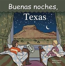 Buenas Noches, Texas (Spanish Edition) - Good - Gamble, Adam - Board book