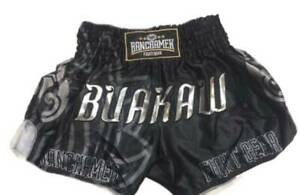 Boxing Buakaw Banchamek Team T-Shirt Micro//Cotton Muay Thai