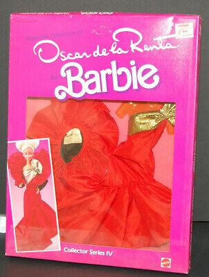 Vintage Barbie Fashion Oscar de la Renta Collector Series VI NRFP