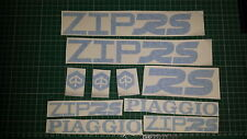 Piaggio ZIP RS Decals / Sticker Set ALL colours available!