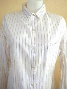 LAURENCE-DOLIGE-SHIRT-SIZE-2-either-38fr-AUTHENTIC