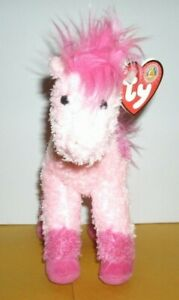 Ty Beanie Babies Canters The Horse New