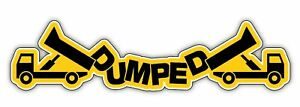DUMPED-CAR-STICKER-lowered-jdm-car-euro-vw-180mm