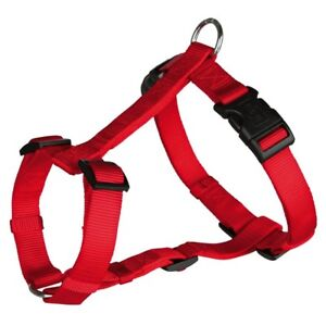 DOG HARNESS H STYLE (High Quality Webbing & Durable) | eBay