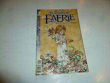 THE BOOK OF FAERIE Comic - No 1 - Date 03/1997 - Vertigo / DC Comics