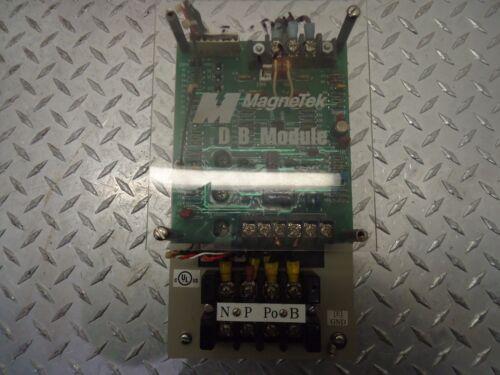 MAGNETEK 46S03331-0060 DB MODULE 380//460 18A