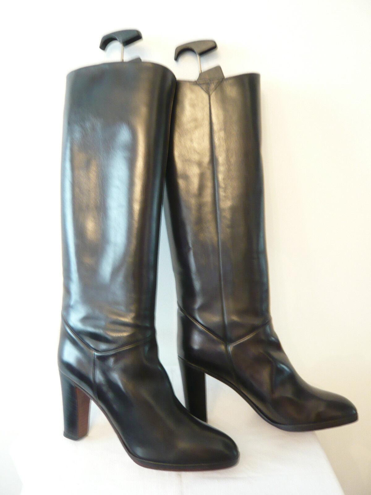 Boots Vintage  Black  - STEPHANE KELIAN (Predo) T. 7,5 (40)