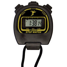 Precision 1000 Series Stop Watch Lap Timer Athletics Gym Stopwatch Clock RRP £10