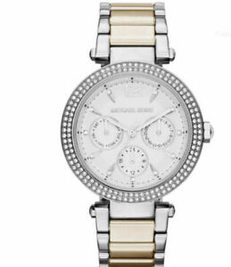 Michael-Kors-MK6194-Silver-Wrist-Watch-for-Women