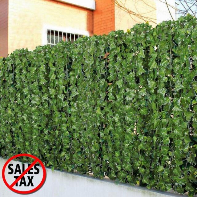 Artificial Hanging Plants Silk Ivy Vine Fake Garden Wall