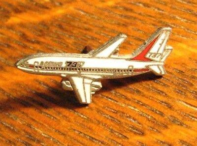 Faithful Boeing 737 Reversnadel Vintage Jet Flugzeug Luftfahrt Pilot Stewardess Luftfahrt & Zeppelin