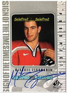 UD-SP-AUTHENTIC-1998-MICHAEL-ZIGOMANIS-NHL-TEAM-CANADA-AUTHENTIC-AUTOGRAPH-MZ