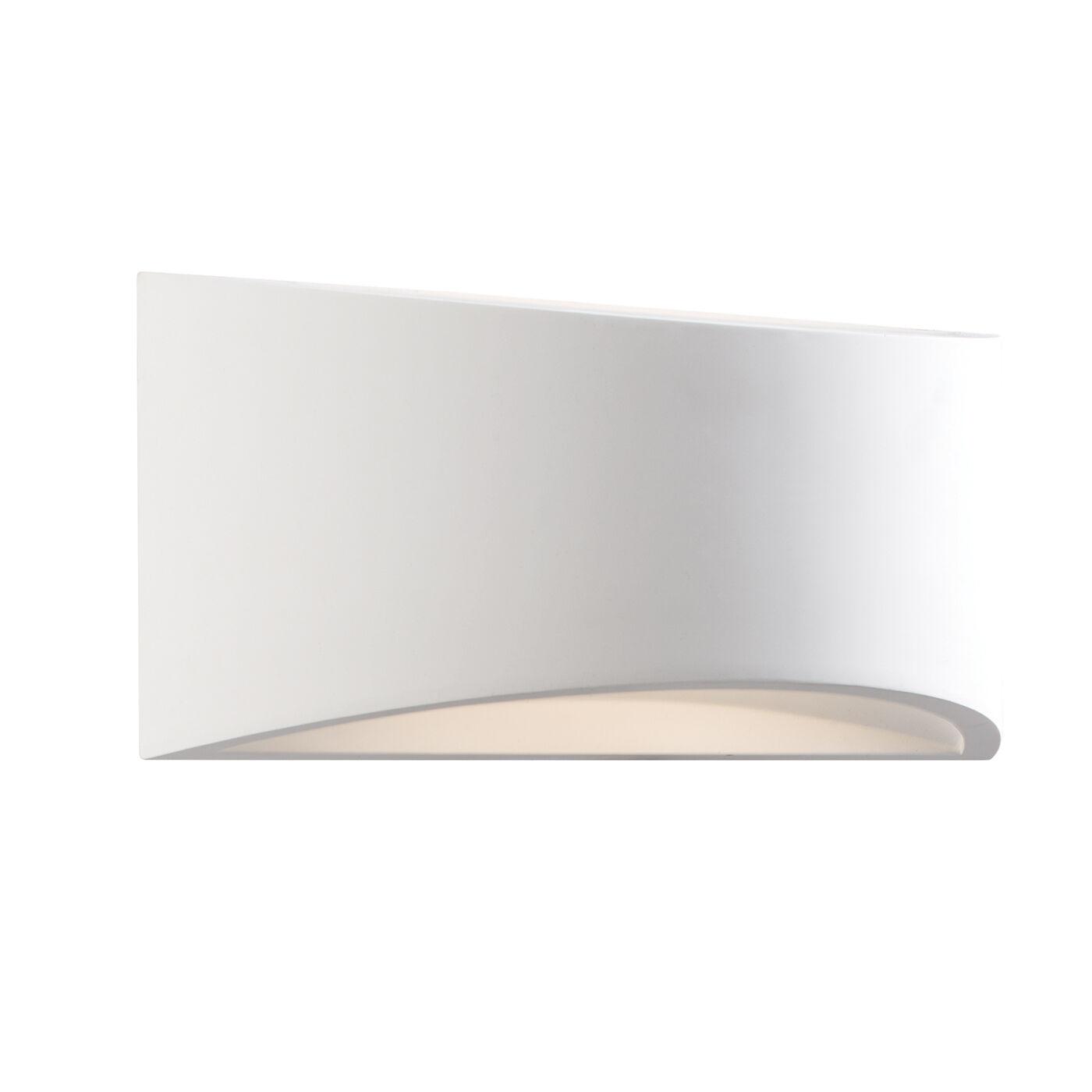 liberée Toko 1 Blanc Litre 300mm Lampe Murale 3W Blanc 1 plâtre 92af02