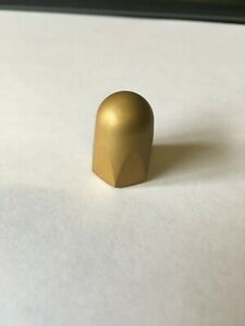 Gold Anodised Prop Nut for 7mm Prop Shaft