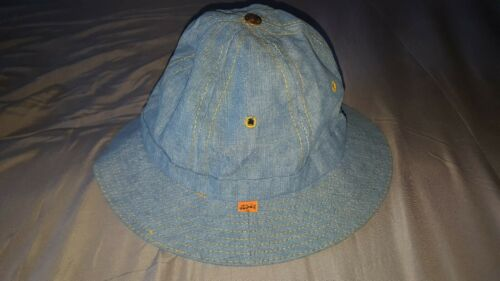 Vintage 70s Levi Strauss Orange Label Denim Bucket
