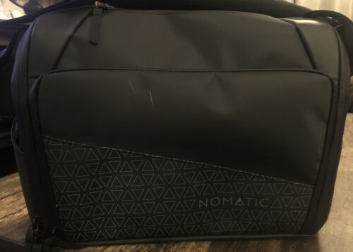 Nomatic Laptop Messenger Bag Black