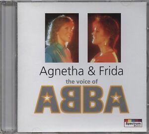 Agnetha-amp-Frida-The-Voice-Of-Abba-CD-Album