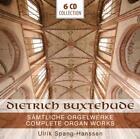 Buxtehude: Sämtliche Orgelwerke von Ulrik Spang-Hanssen (2014)