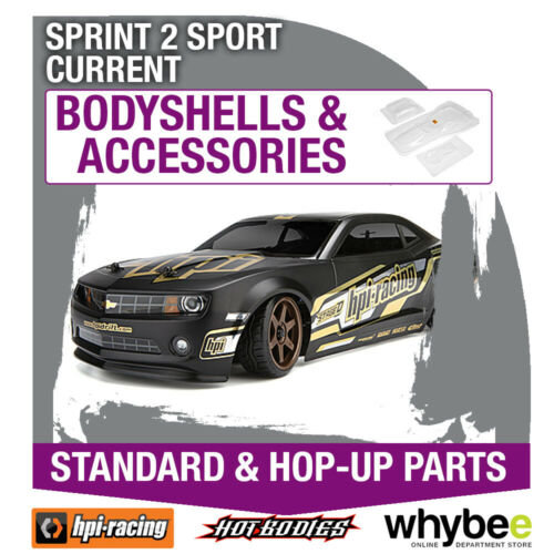 Genuine HPi Racing R//C Parts! CURRENT KITS HPI SPRINT 2 SPORT Body Shells