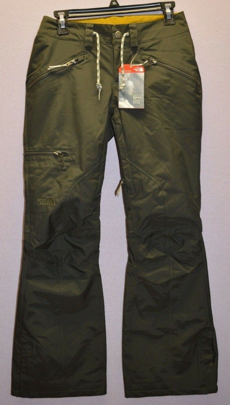 North Face Women's Aboutaday Ski Snowboards Pants Regular  Insulated XS NWT