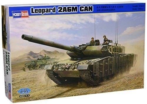 Hobbyboss 1 35 Scale Leopard 2A6M CAN Assembly Kit