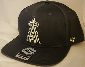 huge inventory really comfortable exquisite style NWT '47 BRAND Captain Los Angeles ANGELS LA SNAPBACK adjustable ...