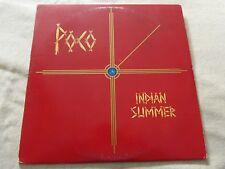 Poco Indian Summer Album LP 1977 ABC Records #AB989