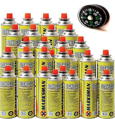 Butane Gas Can Canisters Bottles Camping Cooking Portable Heater Stove Cooker