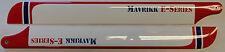 Mavrikk 305mm E-Series 450 Size Carbon Blades - Trex 450 Trex 450