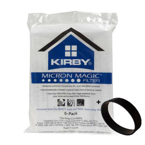 Genuine Kirby Micron Magic HEPA Filtration Universal Style 1 Non Genuine Belt