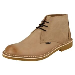 Lambretta-Canary-Boots-Leather-Taupe-Beige-LG14131-Iceland-Classic-Lace-Up-35