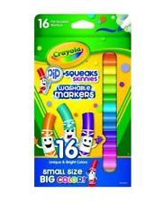 Crayola Pip-Squeaks Washable Markers 16 ea