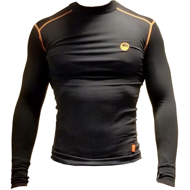 Guru Match Fishing Clothing Range - Thermal Long Sleeve Shirt - All Sizes