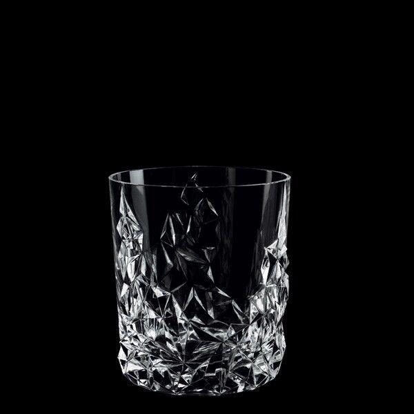 Geschenkkarton 1 Karaffe Sculpture /& 2 Whiskybecher 1.Wahl Nachtmann