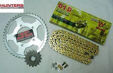 Suzuki GSXR750 Y-K1-K2-K3 (00 to 03 DID Gold X-Ring Chain & JT Sprockets Kit Set