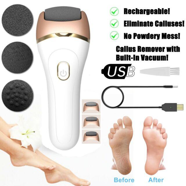 Electric Foot Exfoliator Dead Skin