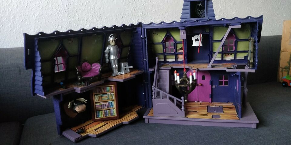 Scooby-doo legetøj