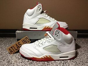 ee8e8b702d089e AIR JORDAN 5 RETRO Sunset Nike V 1 3 4 6 7 11 DB Metallic Supreme ...