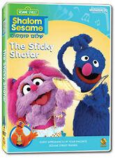DVD:STICKY SHOFAR THE - SESAME STREET - NEW Region 2 UK