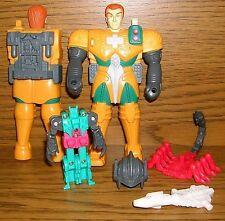 Transformers G1 Pretenders Pincher komplett