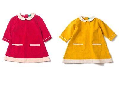 Little Green Radicals Organic Storytime Dress 2 3 4 5 6 7 8