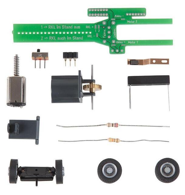 faller 161470 h0 car system umbau chassis ebay. Black Bedroom Furniture Sets. Home Design Ideas