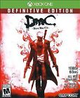 DmC: Devil May Cry -- Definitive Edition (Microsoft Xbox One, 2015)