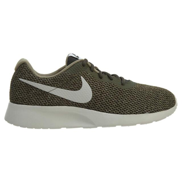 Details about Nike Women's Tanjun SE Running Shoes Light Bone White Mesh Size 9
